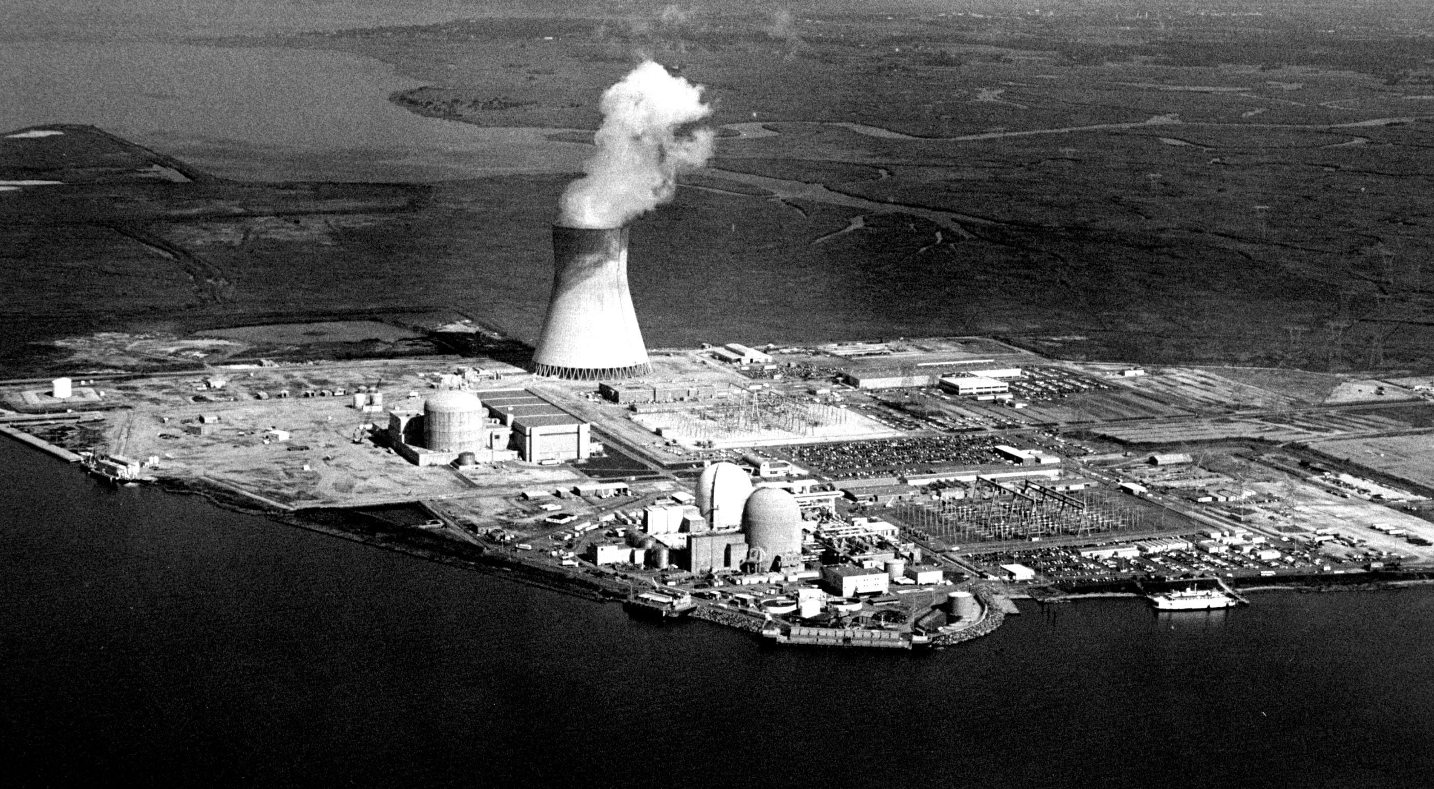 Mile Island Sellafield